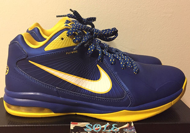 Check Out This Forgotten Nike PE For Steph Curry