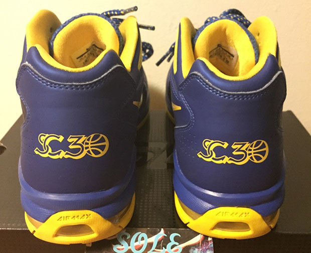 Forgotten Nike PE For Steph Curry
