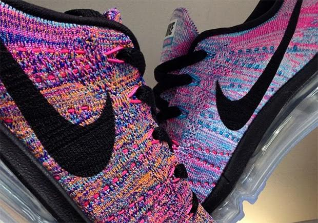 Hyper Grape Cheap Nike Air Max Flyknit Max Review On Foot