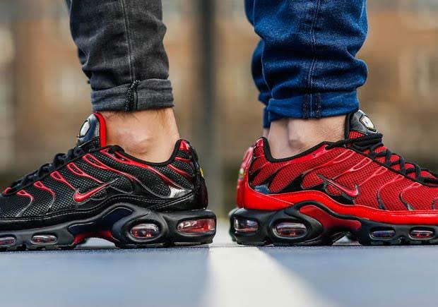 Nike Air Max Plus Quot Love Hate Quot Pack Releases Soon