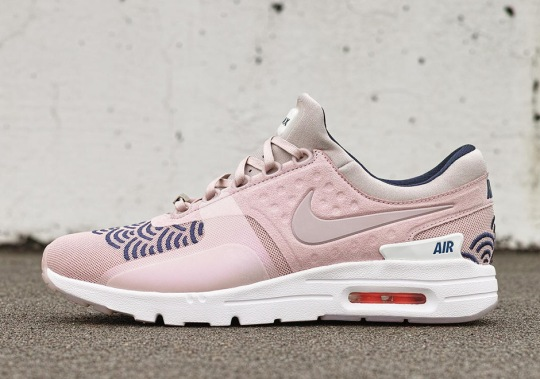 """Nike Unveils New Air Max """"City Collection"""" Exclusively For Women"""