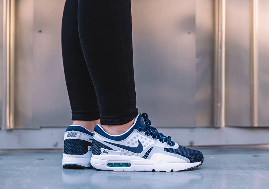 The Nike Air Max Zero OG Just Dropped In Europe
