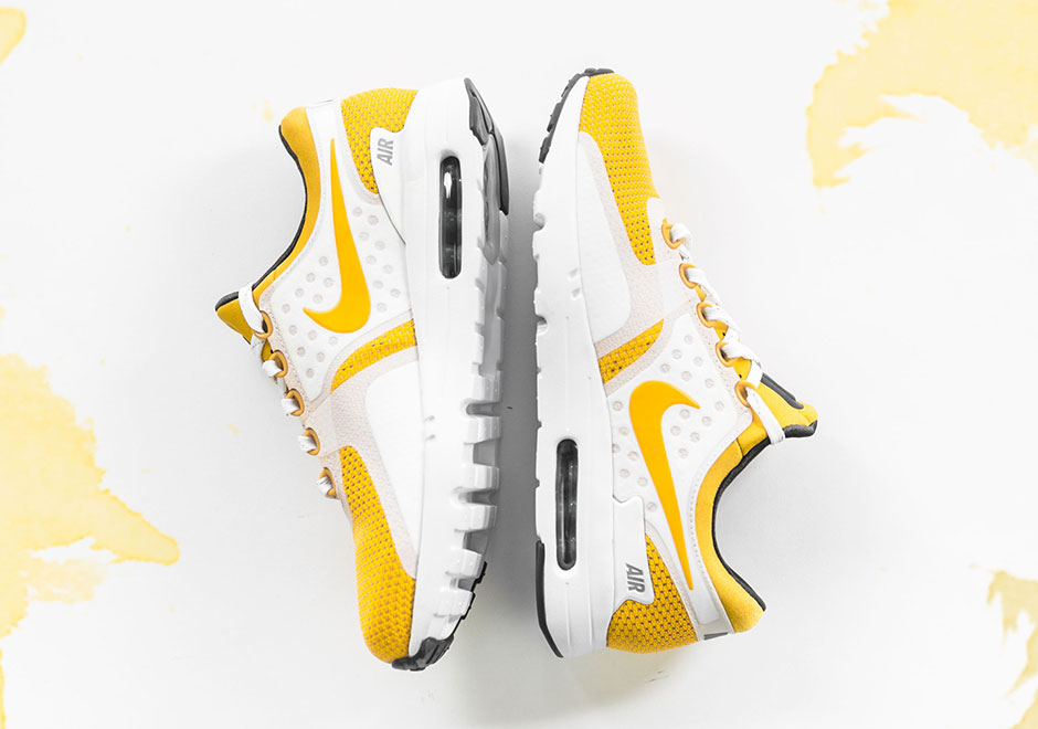 quality design 94c99 6a853 Nike Air Max Zero White Yellow Release Date   SneakerNews.com