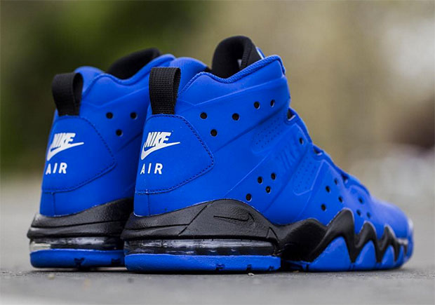 Blue Charles Barkley Shoes