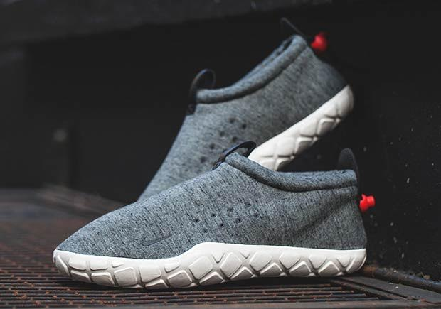 save off 2d711 8c88a The Nike Air Moc Tech Fleece Is Releasing In Two More Colorways