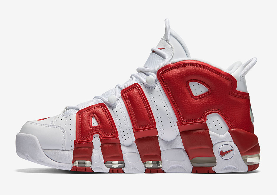 half off e39e6 10faf red and white scottie pippen shoes cheap > OFF49% The Largest ...