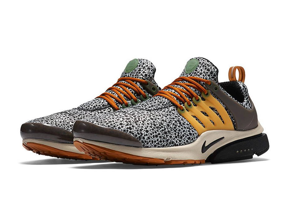 énorme réduction 5a471 10379 reduced nike air presto orange is the new noir f1557 b4e15