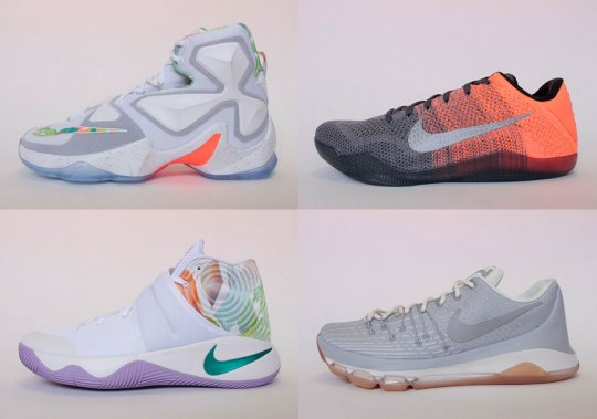 A Detailed Look At The Nike Basketball Easter 2016 Collection