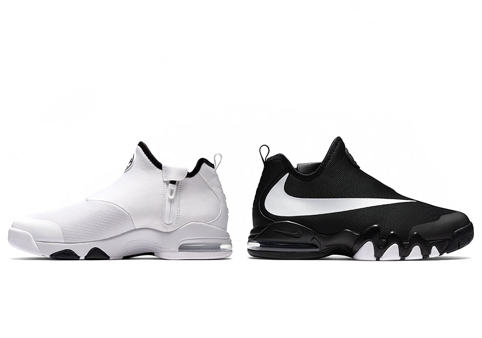 Nike Sportswear recalls the shamelessly-bold branding of the brand's mid  1990s era with this new sneaker dubbed the Big Swoosh. It's obvious to see  where ...