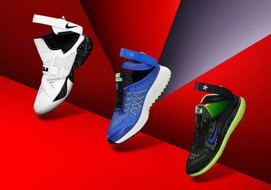 Nike Expands Flyease Products For Disabled Athletes