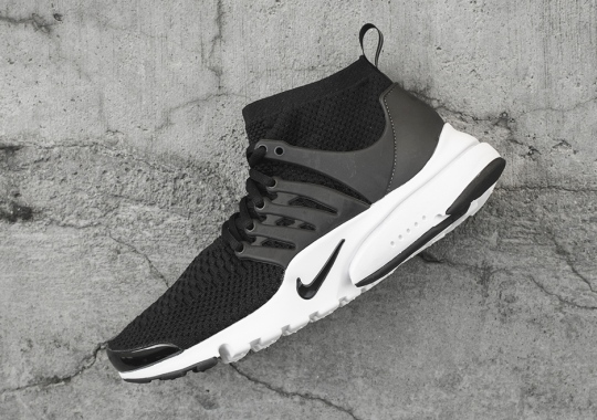 Nike Pairs Flyknit Uppers With The Air Presto