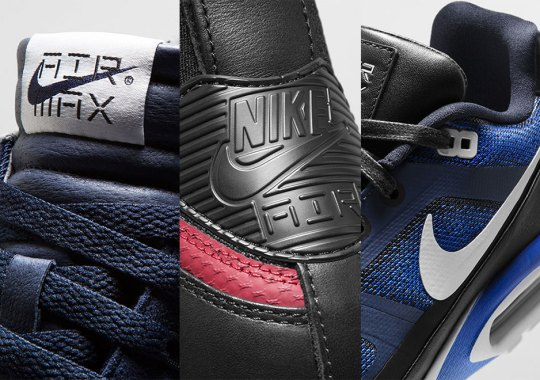 Nike Unveils Special Air Max Models Designed By HTM