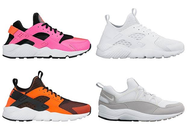 Here's An Intense Preview Of Upcoming Nike Huarache Releases