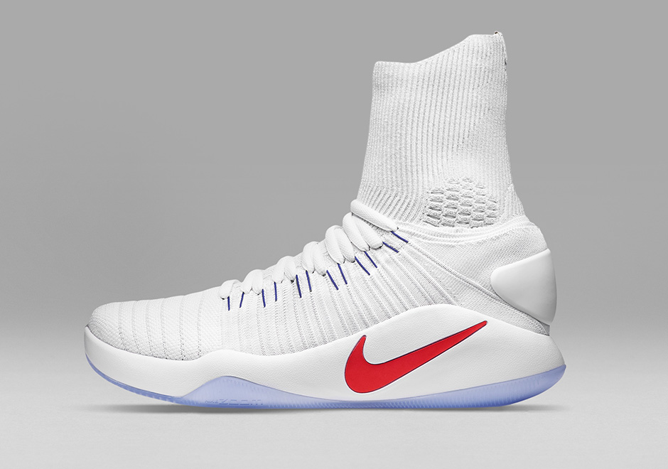 7ad18c3094f2 ... sweden the nike hyperdunk line reaches eight models with the hyperdunk  2016 flyknit 7a46b 465fb