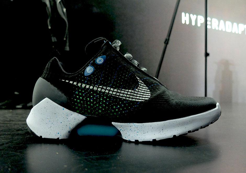 2113bcd11e4ca1 Nike HyperAdapt EARL Power-Lacing Shoes