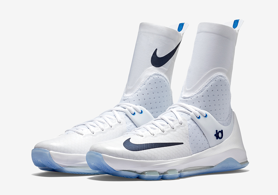 A Detailed Look At The Nike KD 8 Elite SneakerNewscom