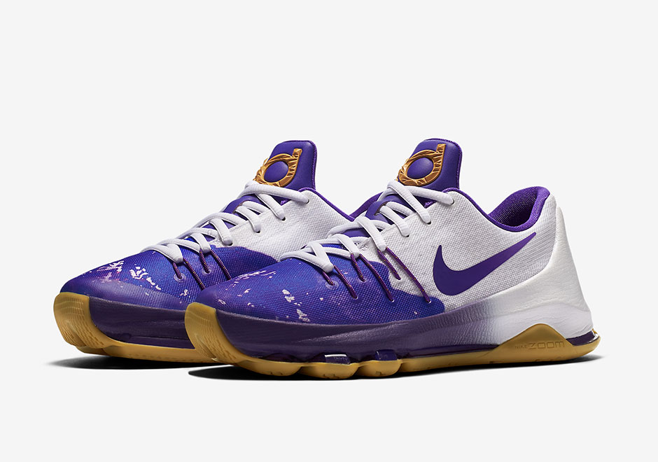 lowest price 9fbc6 668c7 Nike KD 8 PBJ Release Date   SneakerNews.com