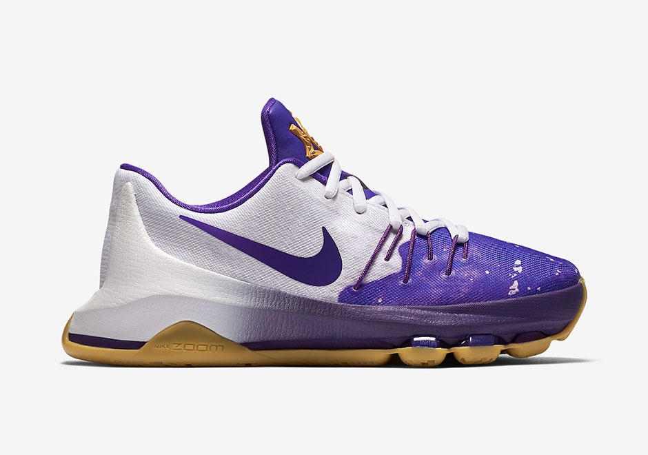 """a1065bc2fdec Nike KD 8 """"PBJ"""". Style Code  846228-100. Release Date  March 10th"""