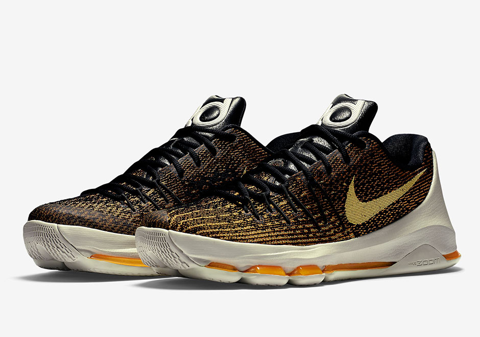 448a20e5bed Nike KD 8 Sabretooth Tiger 749375-880