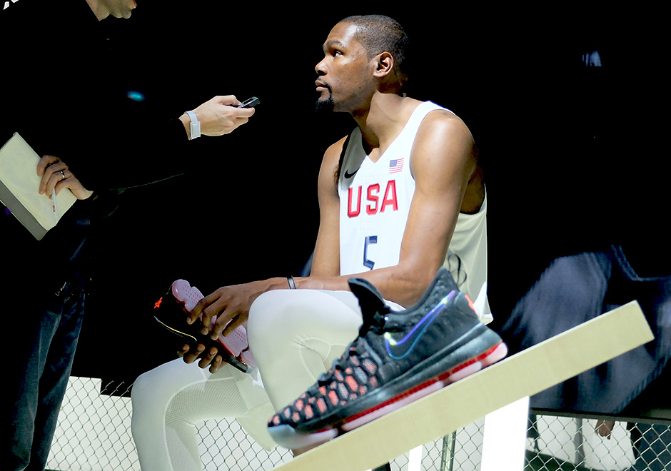 Here s What Kevin Durant Had To Say About The Nike KD 9 ... 14f3d7515