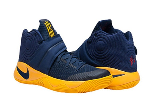 Nike Drops A Great Cavs Alternate Colorway Of The Kyrie 2