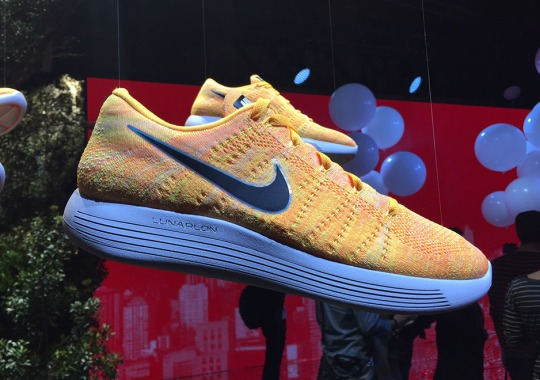 Nike Running's New LunarEpic Flyknit Will Also Come In a Low-Top