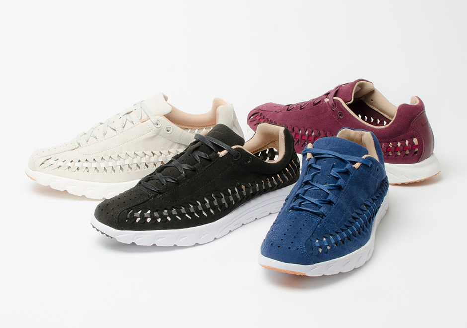 buy popular c2887 a7706 The Nike MayFly Woven Is Releasing In Womens-Exclusive Colorways