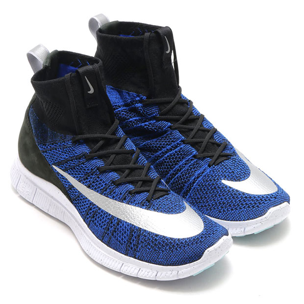 the best attitude 8a27a ffe0f Nike Free Mercurial Superfly