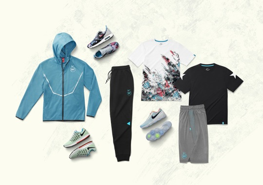 Nike Unveils Spring 2016 N7 Collection