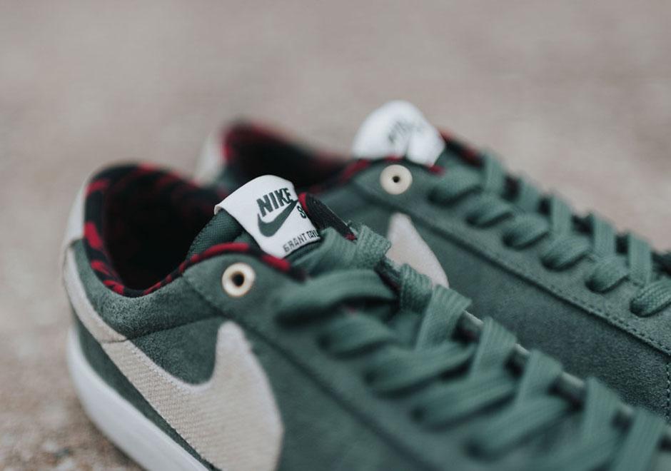 Nike Sb Blazer Baja Gt Verde 161GOzl