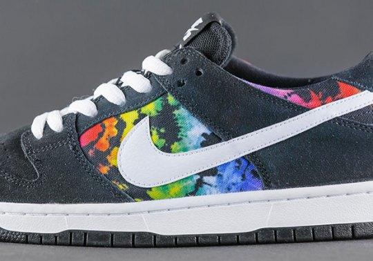 Ishod Wair's Next Nike SB Dunk Low Features Tie-Dye Prints