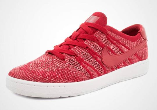 Nike Put Flyknit On The Most Unexpected Sneaker