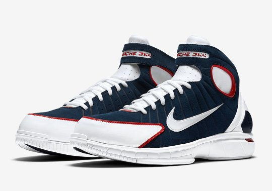 22d04cb05ebf Another OG Nike Huarache 2k4 Colorway Is Back