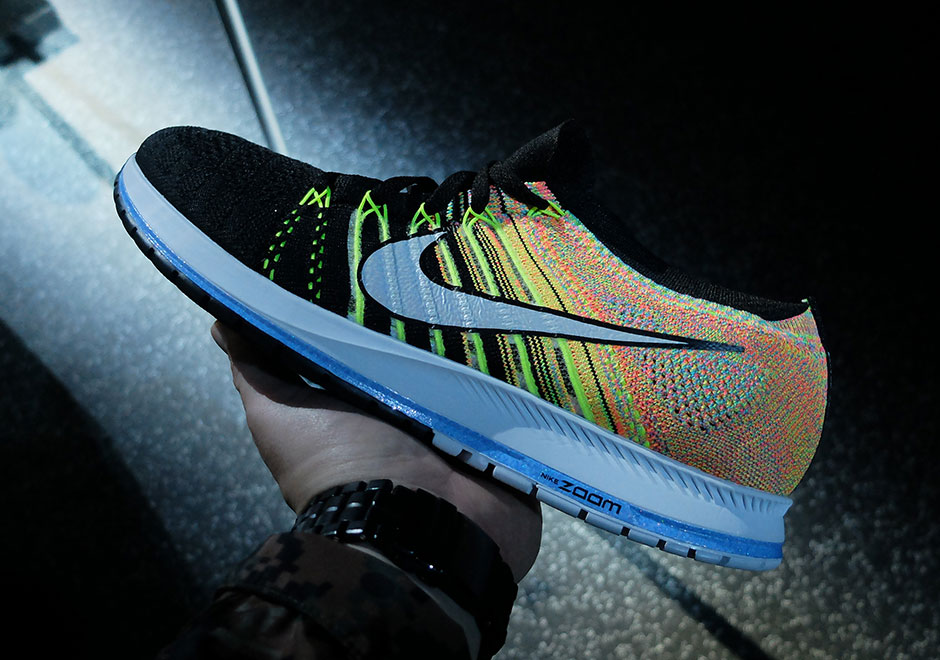 beeb59a5cbbb6 Nike Unveils The Zoom Streak Flyknit At Olympic Unveil