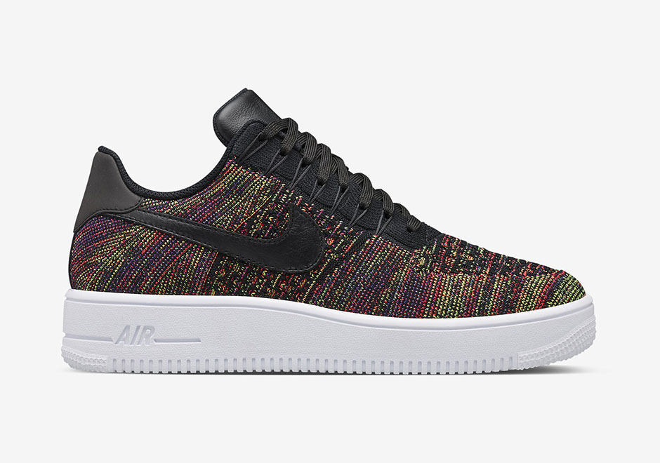 air force flyknit basse