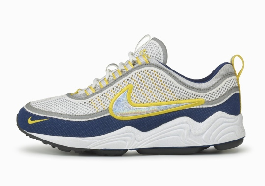 Nike Recalls The History Of Zoom Air Cushioning In Running Shoes