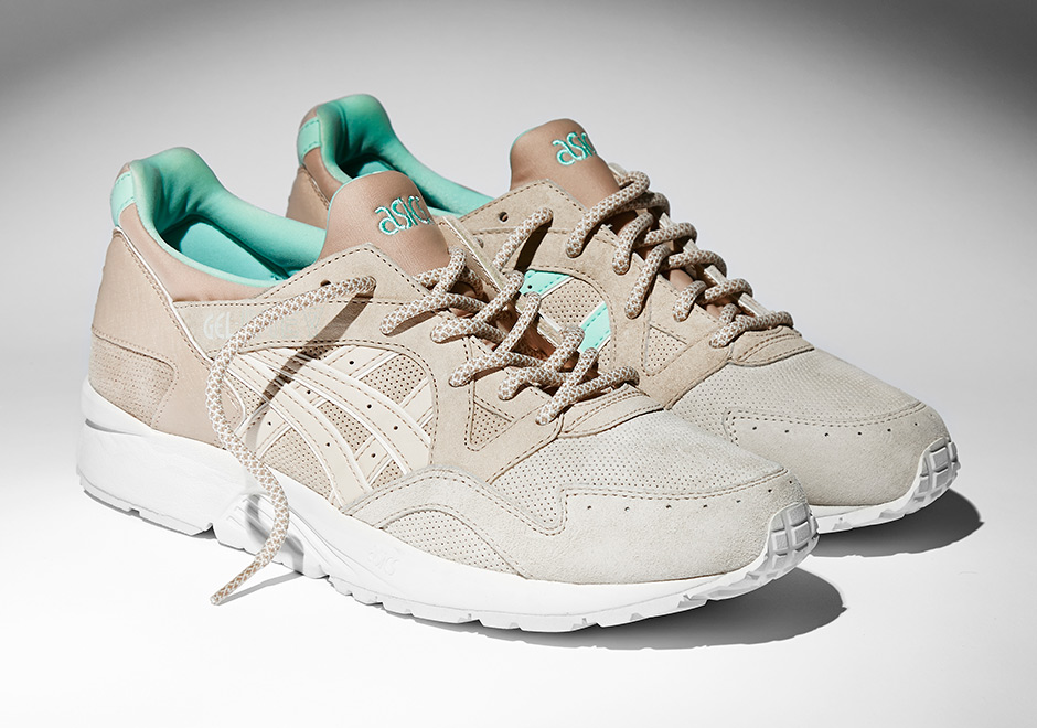 newest 80d31 82e5e Offspring Celebrates 20th Anniversary With ASICS GEL-Lyte V ...