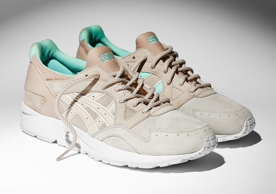 Offspring Celebrates 20th Anniversary With ASICS GEL-Lyte V Collaboration