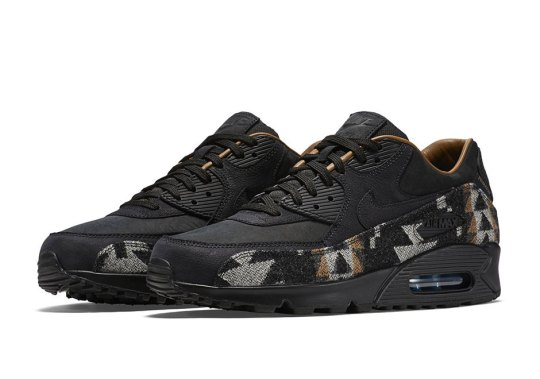Nike To Released An Air Max 90 With Pendleton Materials