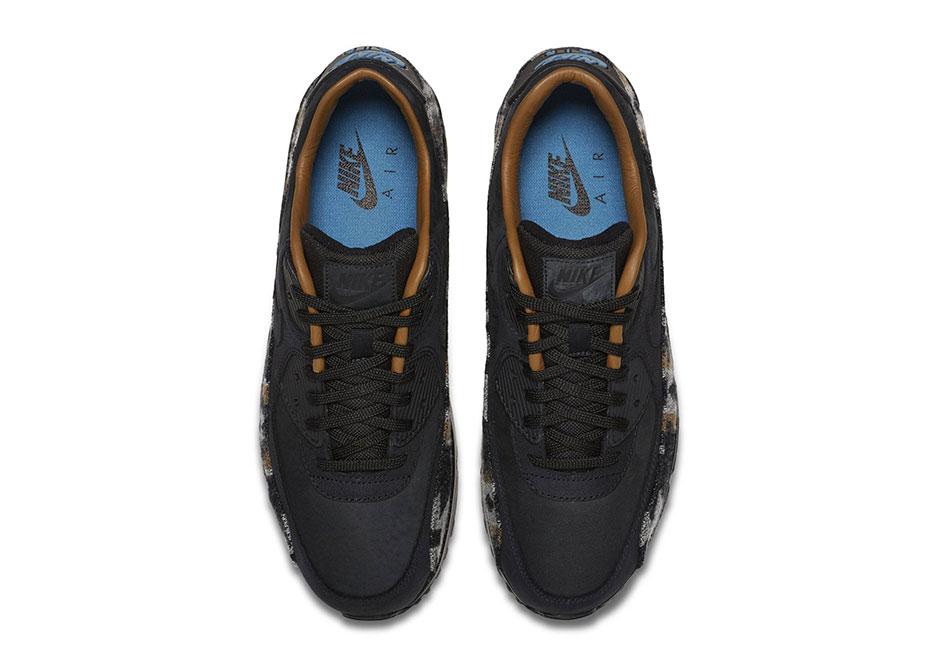 a9c461825e Pendleton x Nike Air Max 90 2016 Release   SneakerNews.com