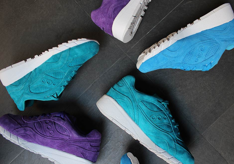 Saucony Shadow 6000 Premium 'Easter Pack' Where to buy