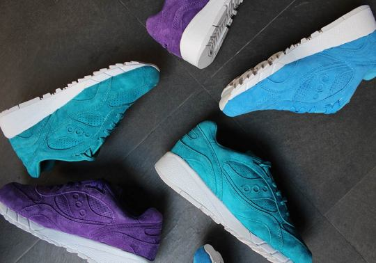 "Saucony Shadow 6000 ""Easter Egg Hunt"" Pack"