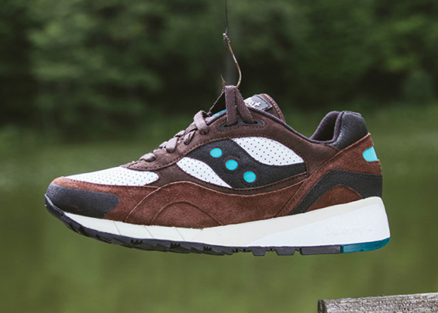 competitive price 5c897 ddb08 WEST x Saucony Shadow 6000. Release Date  March 26, 2015