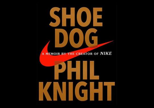"Nike Co-Founder Phil Knight To Release A Memoir Called ""Shoe Dog"""