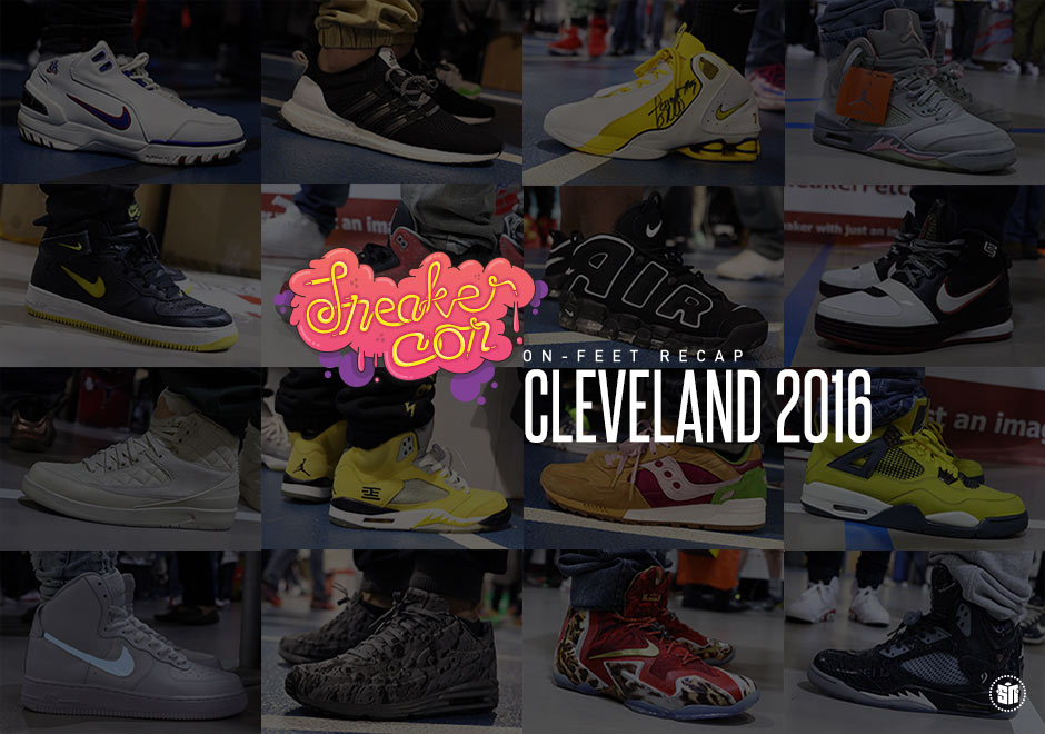 premium selection 0bff8 e8909 Sneaker Con is fresh off an amazing show in Cleveland, OH, so you already  know that the Nike LeBrons were in full force during this weekend affair.