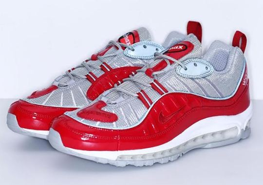 NikeLab Officially Unveils The Supreme x Air Max 98