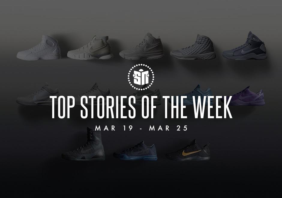 Top Stories of the Week: 3/19-3/25