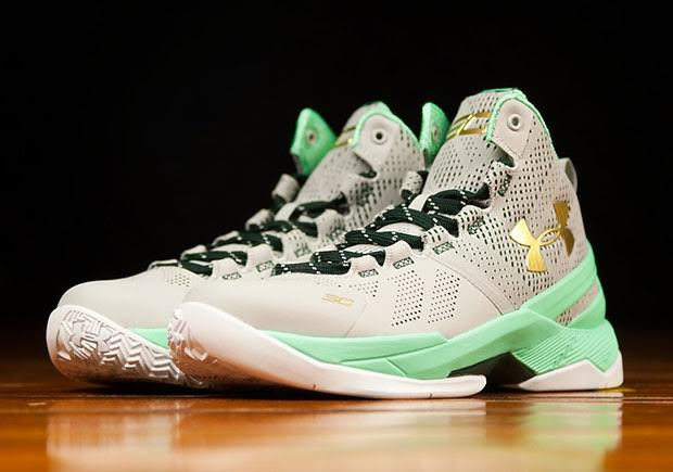 Under Armour Curry 2 Quot Easter Quot Sneakernews Com