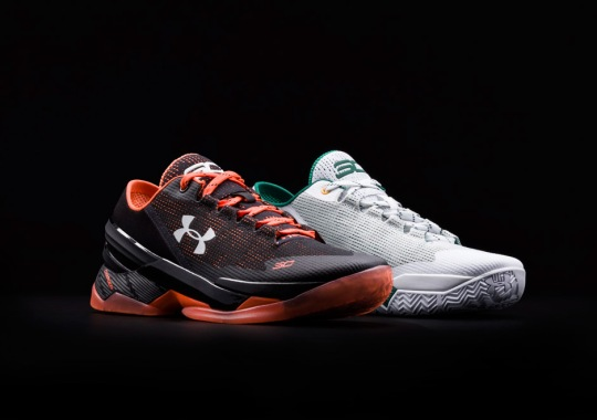 "Under Armour To Launch Curry 2 ""Bay Area Pack"" For Baseball Fanatics"