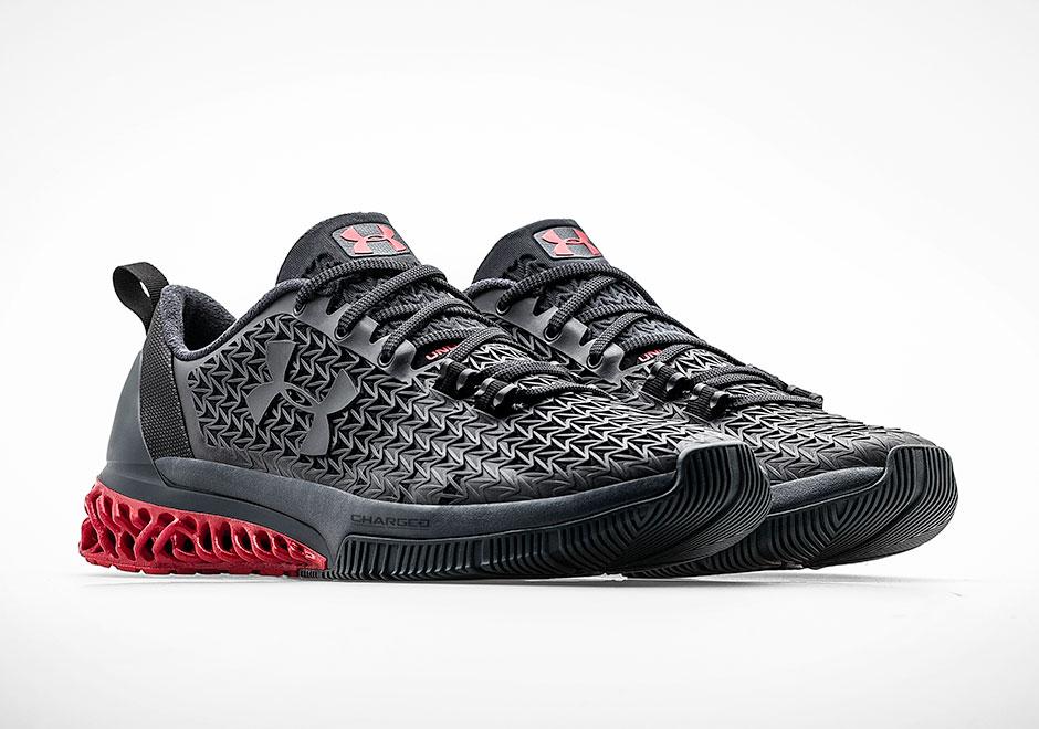 UA Architech 3D Printed Shoe